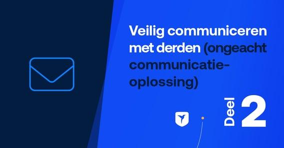Hoe verbetert de zorgsector veilige communicatie (ongeacht infrastructuur en softwareleverancier)?