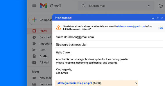 Press Release: Zivver Launches Chrome Extension for Gmail to Help Google Workspace Users Protect Email Data