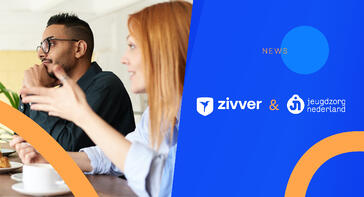Improving safety and security in digital communications: Jeugdzorg Nederland joins forces with Zivver