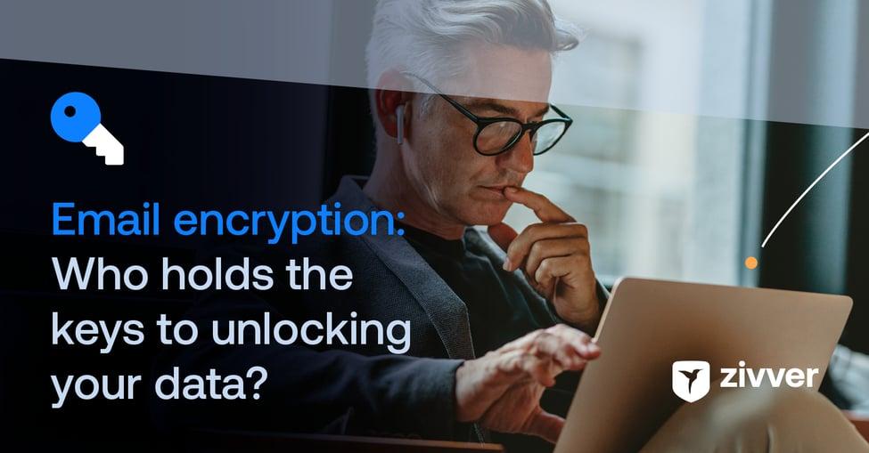 Zero access encryption
