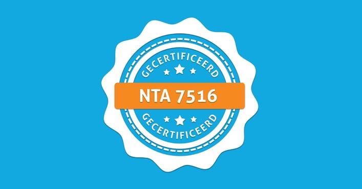 Zivver is eerste leverancier die voldoet aan norm voor veilige zorgcommunicatie: NTA 7516