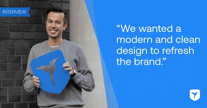 Q&A with Jori Besteman (VP Marketing) on Zivver's brand refresh