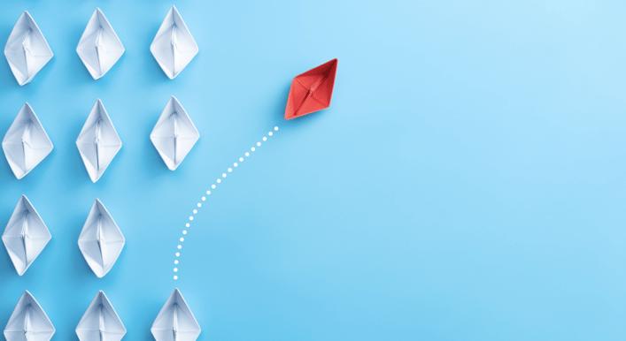 Nieuwe spelers in de markt jagen innovatie aan, ook bij bestaande bedrijven