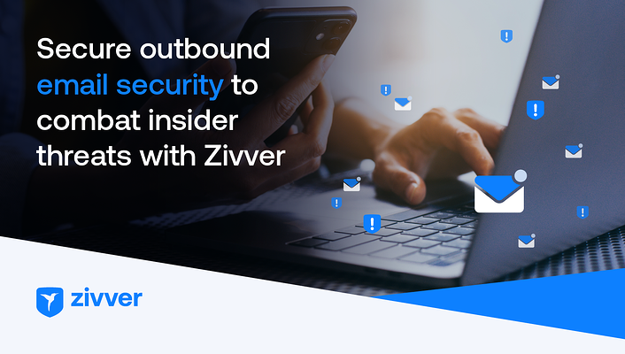 Preventing data leaks via outbound email security