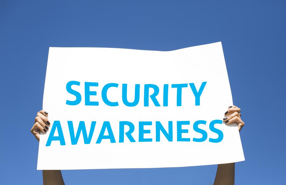 Always-on security awareness