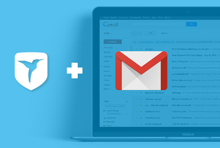 Gmail Chrome extension testing is underway