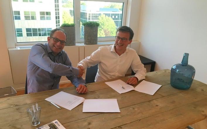 ICT-specialist Solviteers en ZIVVER gaan samenwerking aan