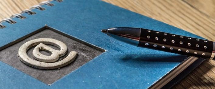 Gebruikerstip: Adresboek voor ontvangerscontrole