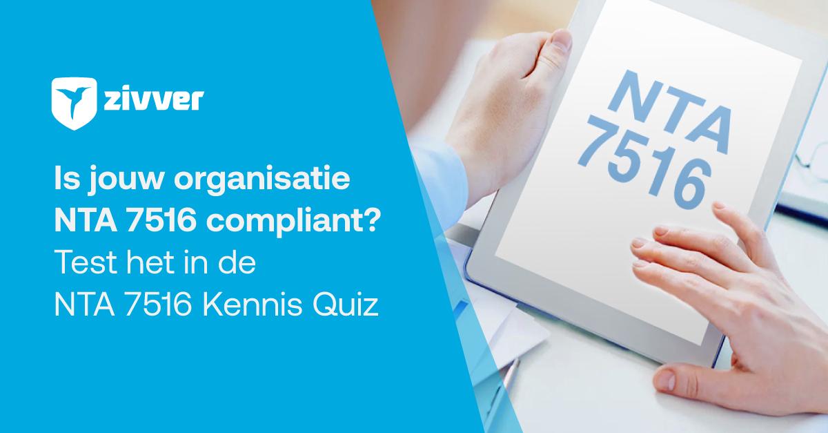 NTA 7516 Kennis Quiz