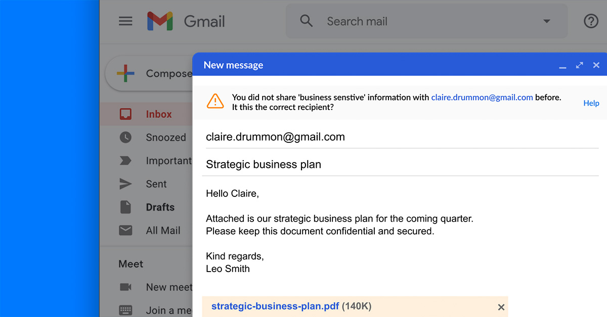 Zivver for Gmail is now available!