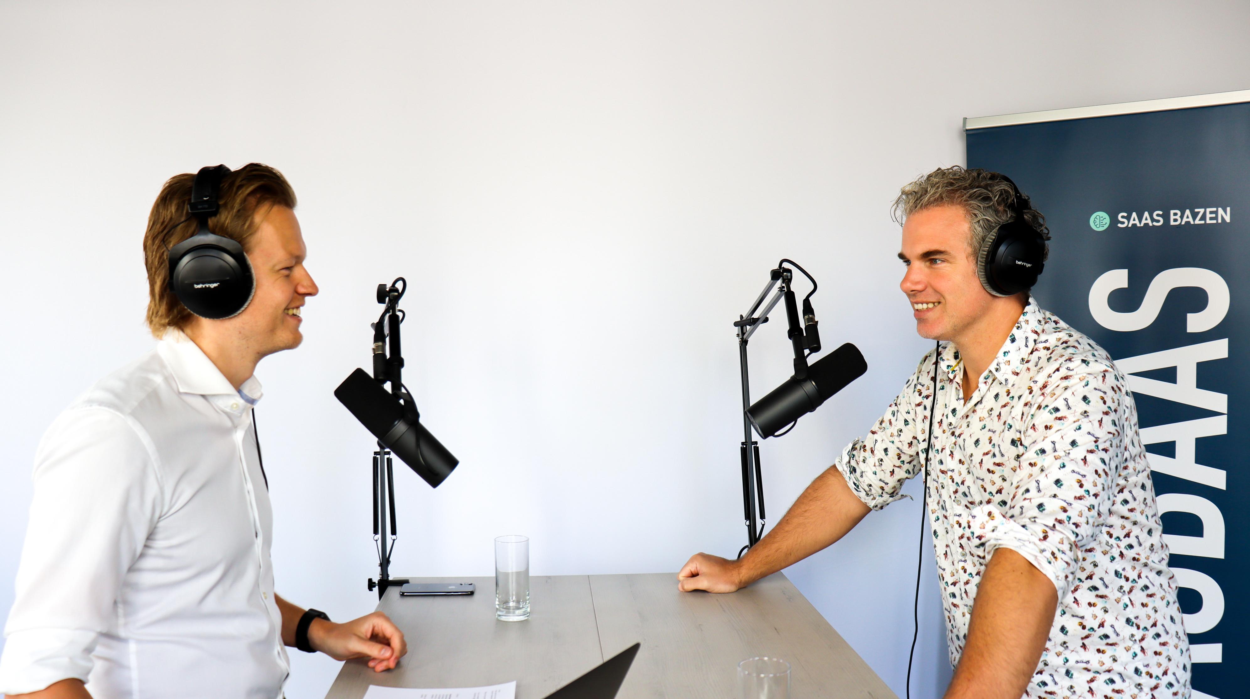 'SaaS Bazen Podcast' in gesprek met Zivver CIO Rick Goud