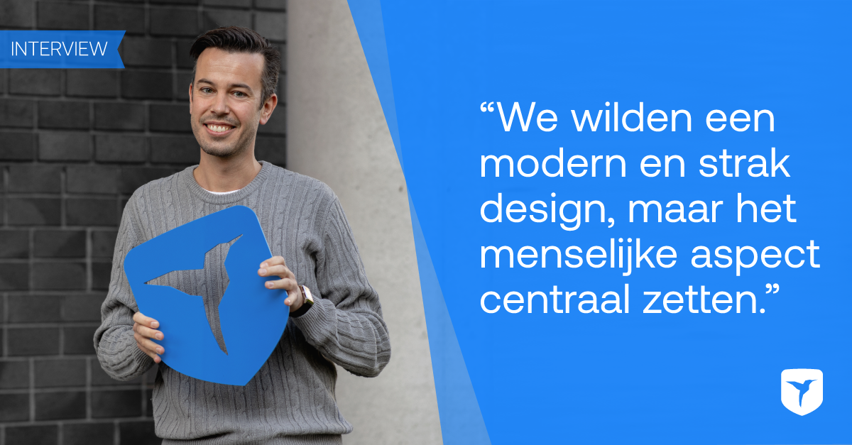 Q&A: Jori Besteman (VP Marketing) over Zivvers brand identity refresh