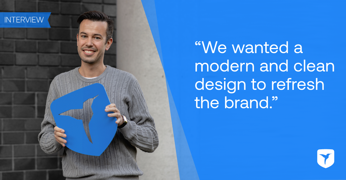 Q&A with Jori Besteman (VP Marketing) on Zivver's brand refresh
