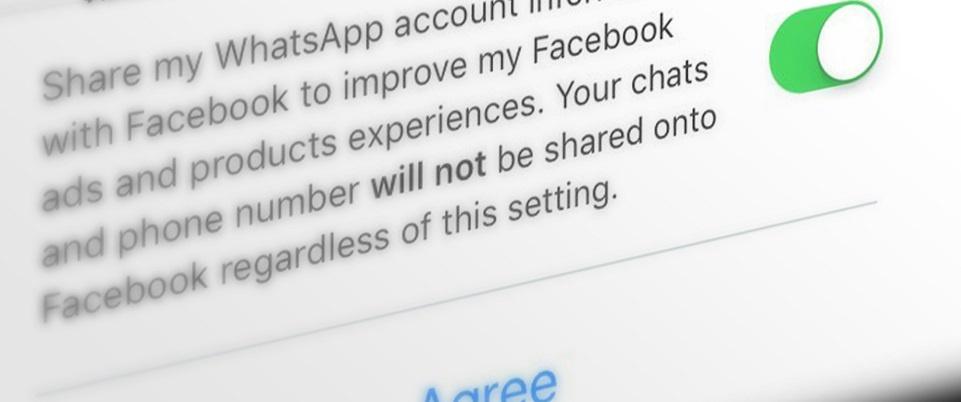 De WhatsApp opt-out: privacy als betaalmiddel